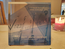 Recognition by the Estonian Yachting Union